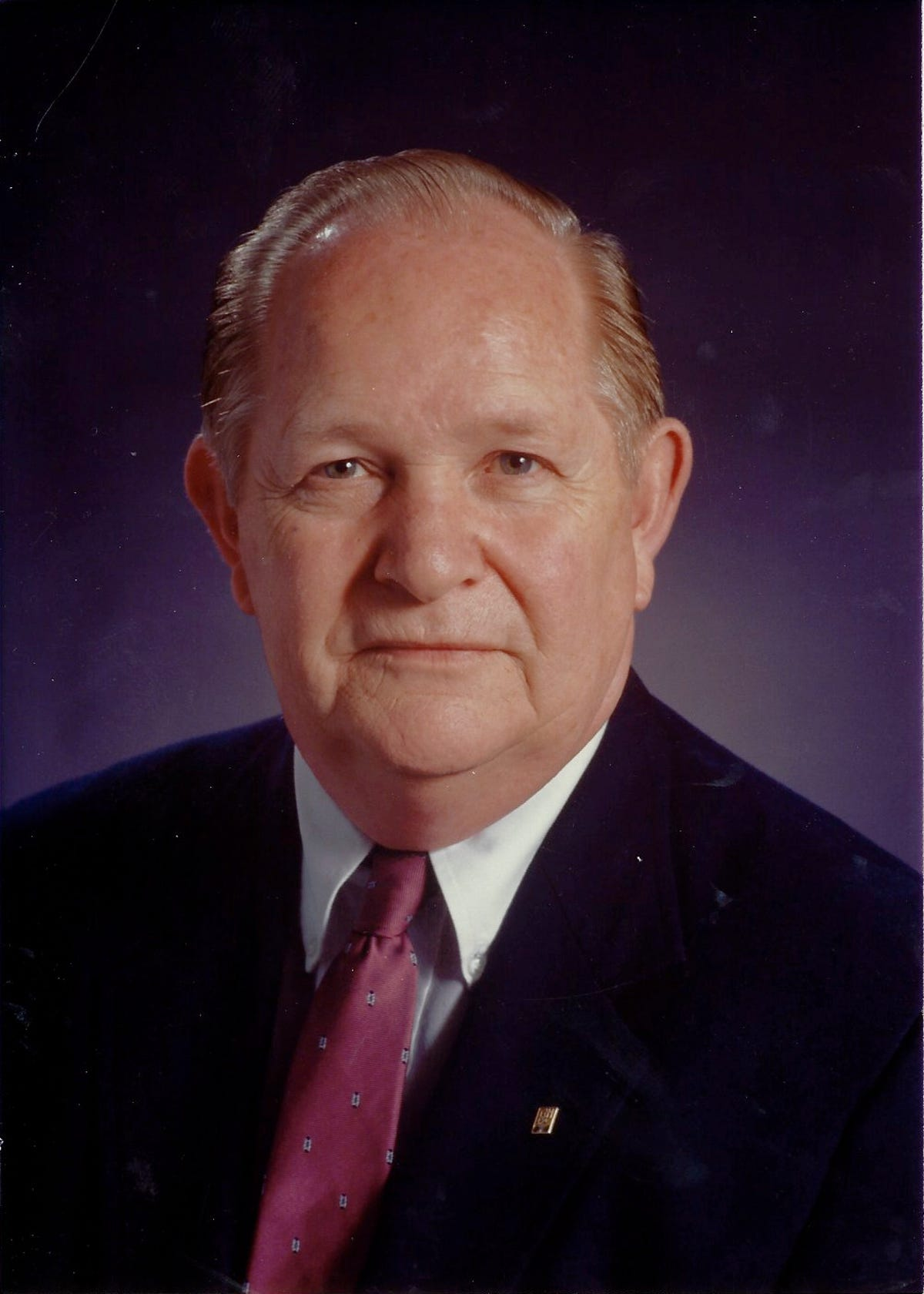 William G  Crone, retired leader of NCH Healthcare System