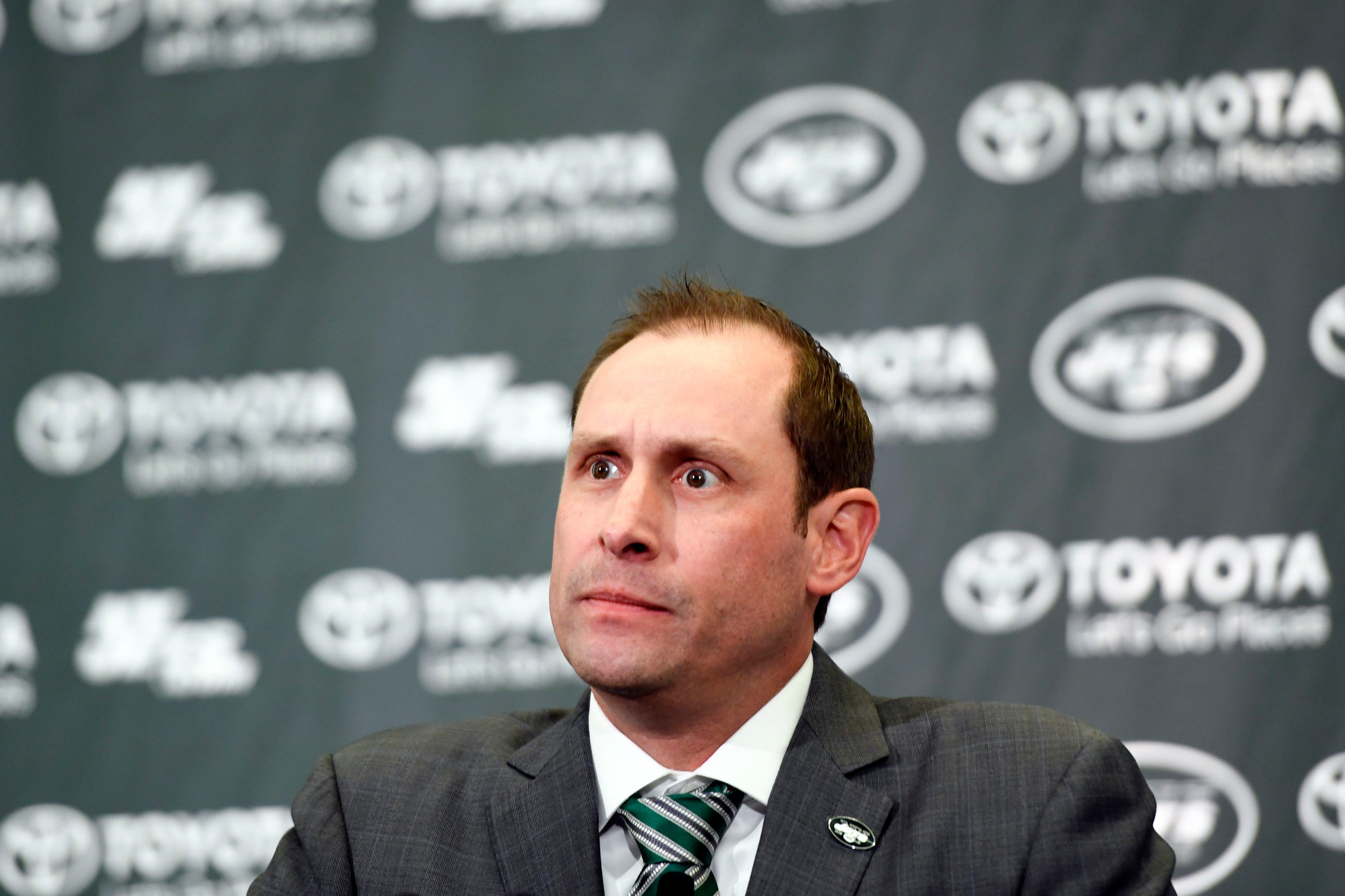 Jets' Adam Gase reveals full coaching staff, including Jim Bob Cooter
