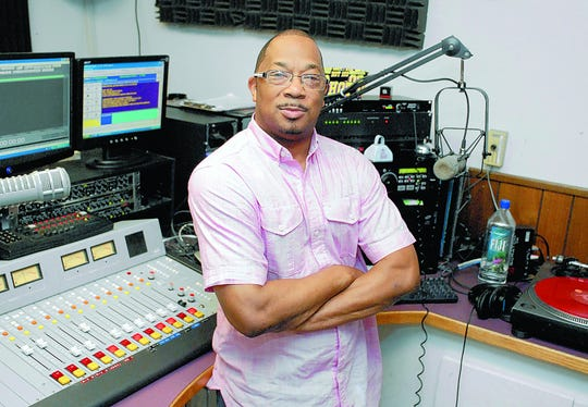 Many Las Crucens might recognize Black as DJ Black, a radio disk jockey on KHQT-FM's HOT 103.1 for about 10 years.  Black said it was his stint as a radio DJ that inspired his adventures in comedy.