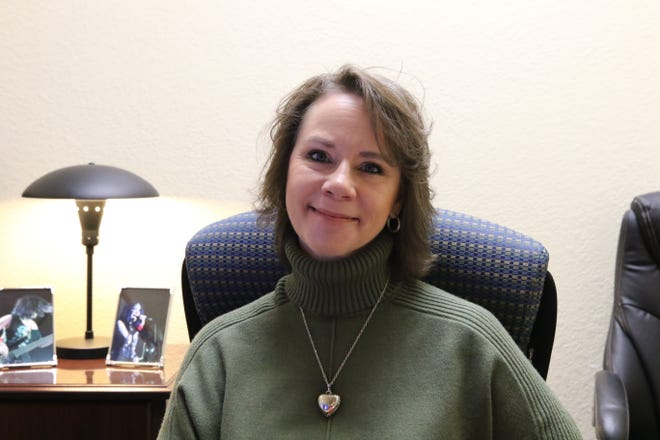 Jeri Strong, Eddy County public information officer-oil and gas liaison.