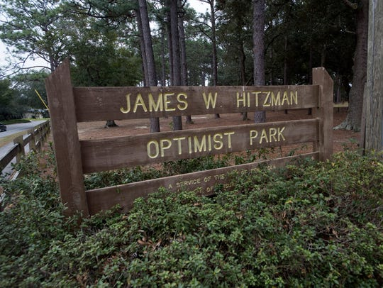 The city of Pensacola is negotiating a land swap with the YMCA of Northwest Florida to expand Hitzman Park and build three regulation size soccer fields at the expanded park.