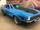 This 1971 Ford Mustang Boss 351 Fastback Re-creation is being auctioned off at Barrett-Jackson in Scottsdale on Tuesday.