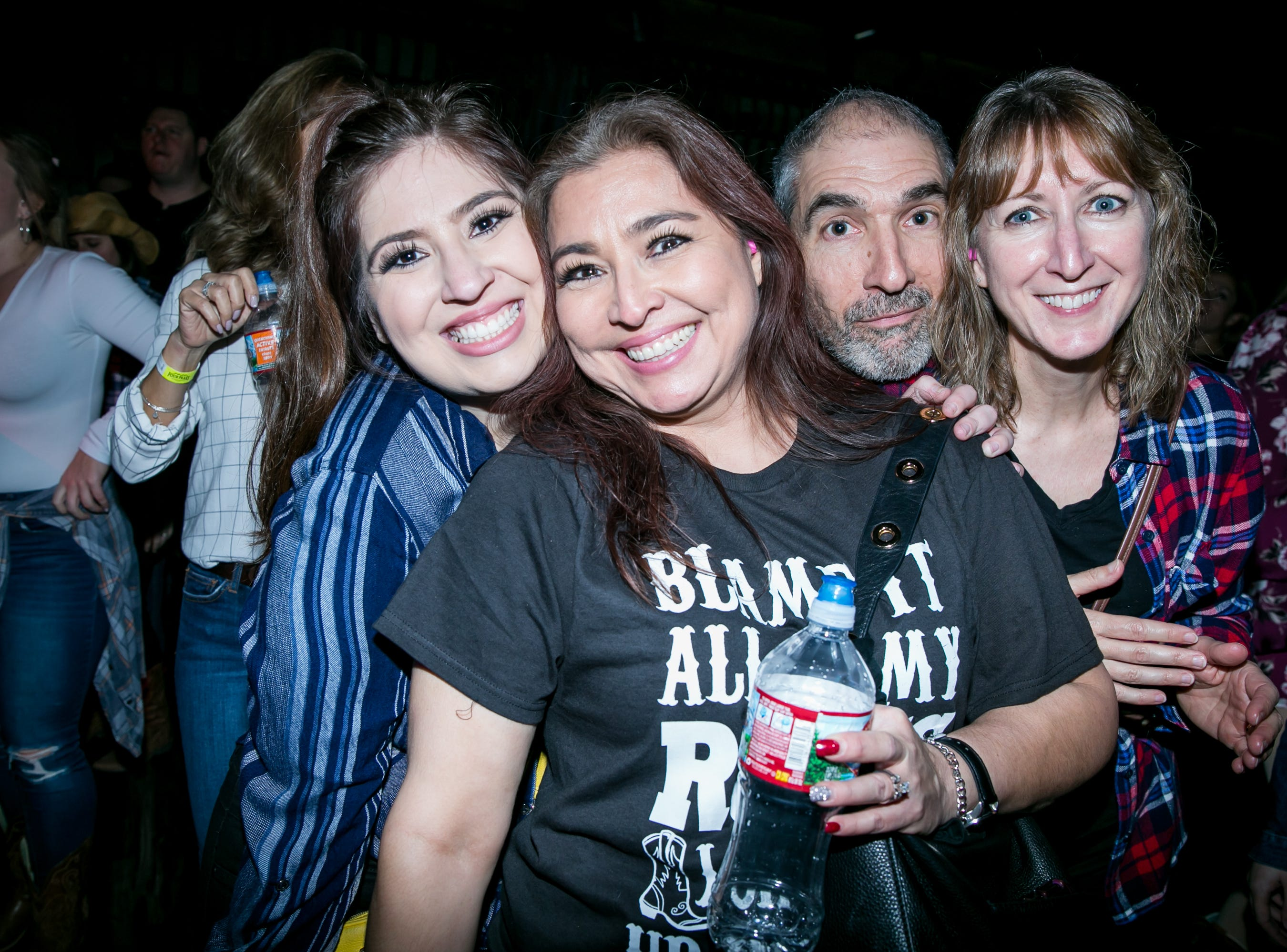 """These guys were thrilled to hear """"Sweet Home Alabama"""" during the KMLE Country 90's Throwback at The Van Buren on Friday, Jan. 11, 2019."""