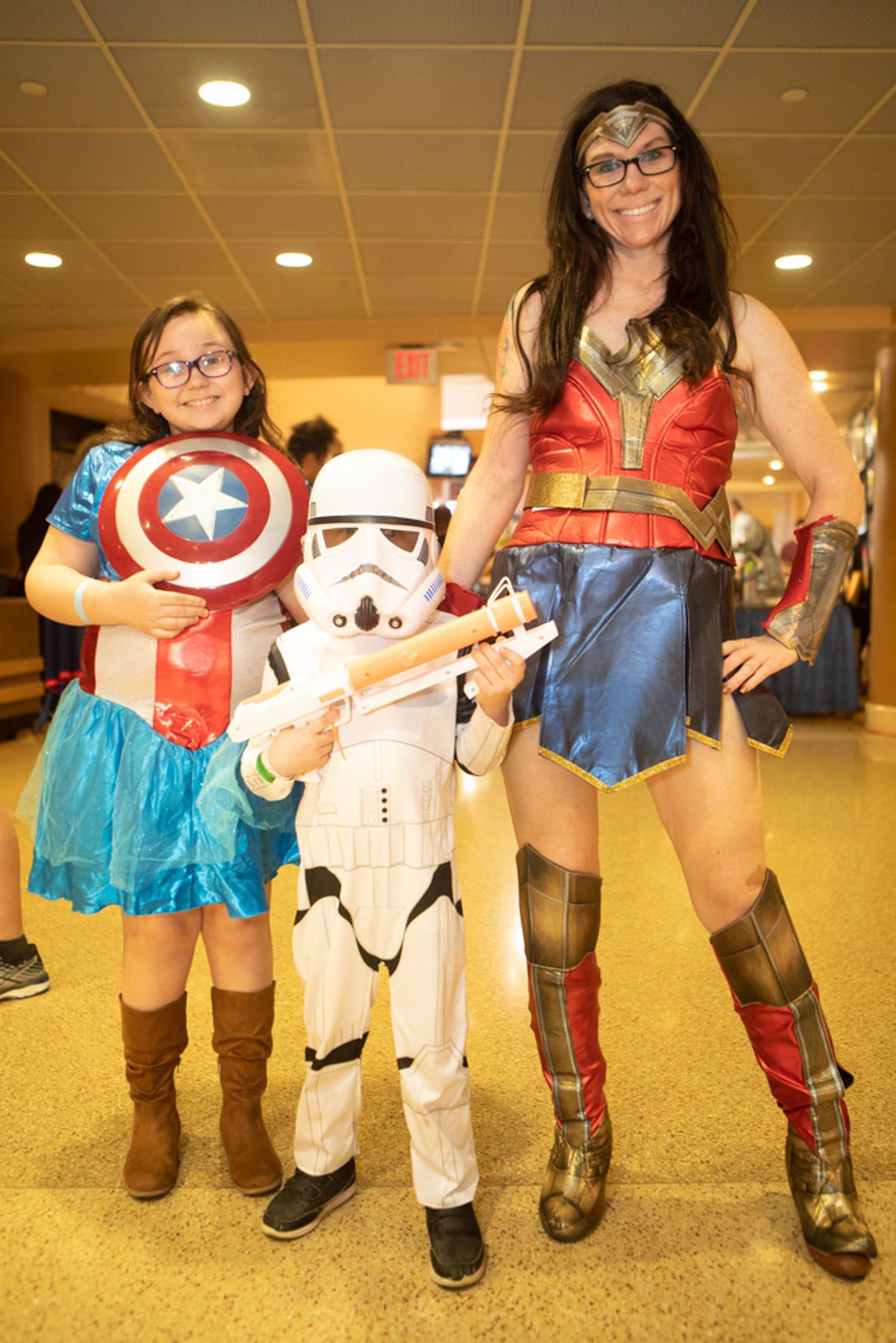 Photos: Ace Comic Con 2019 at Gila River Arena in Glendale