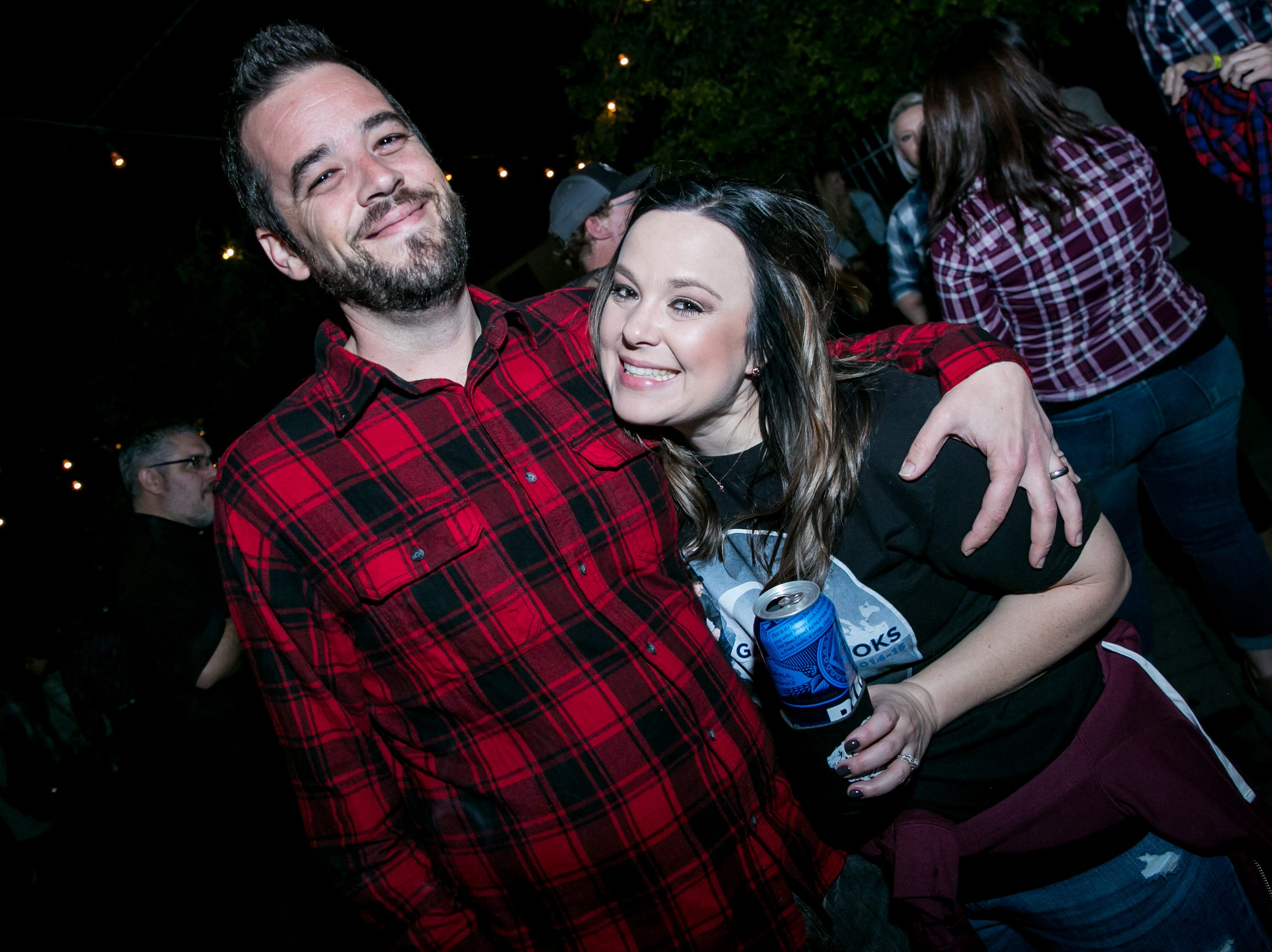 They danced to Garth Brooks during the KMLE Country 90's Throwback at The Van Buren on Friday, Jan. 11, 2019.