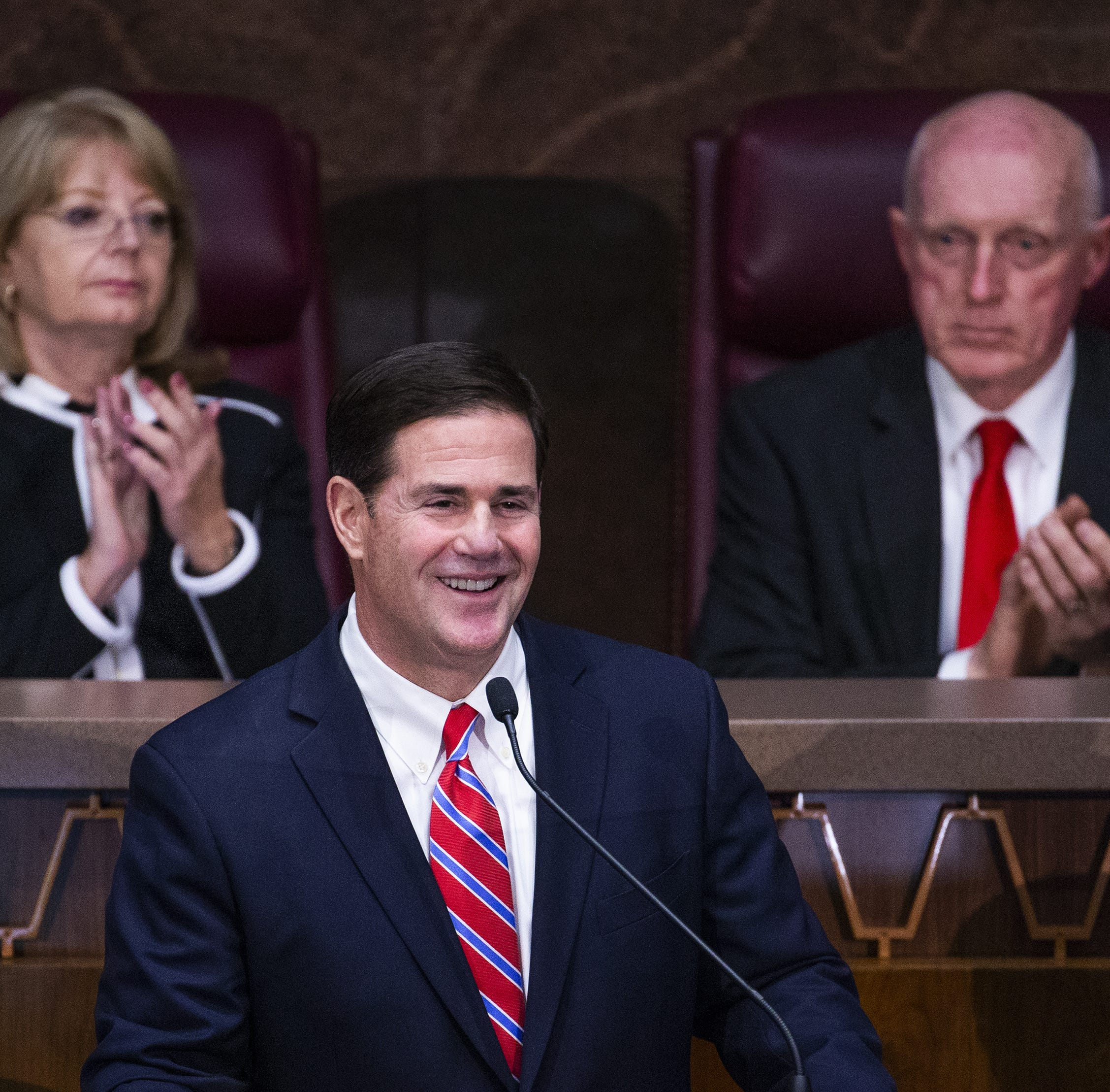 Arizona GOP House, Senate leaders cut budget deal with Gov. Ducey. But will it gain support?