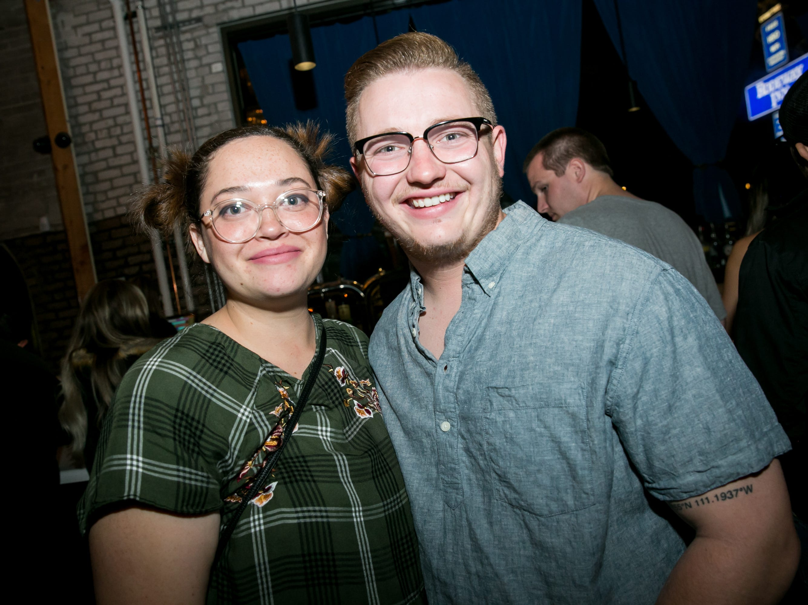 This duo got a sense of how forever feels during the KMLE Country 90's Throwback at The Van Buren on Friday, Jan. 11, 2019.