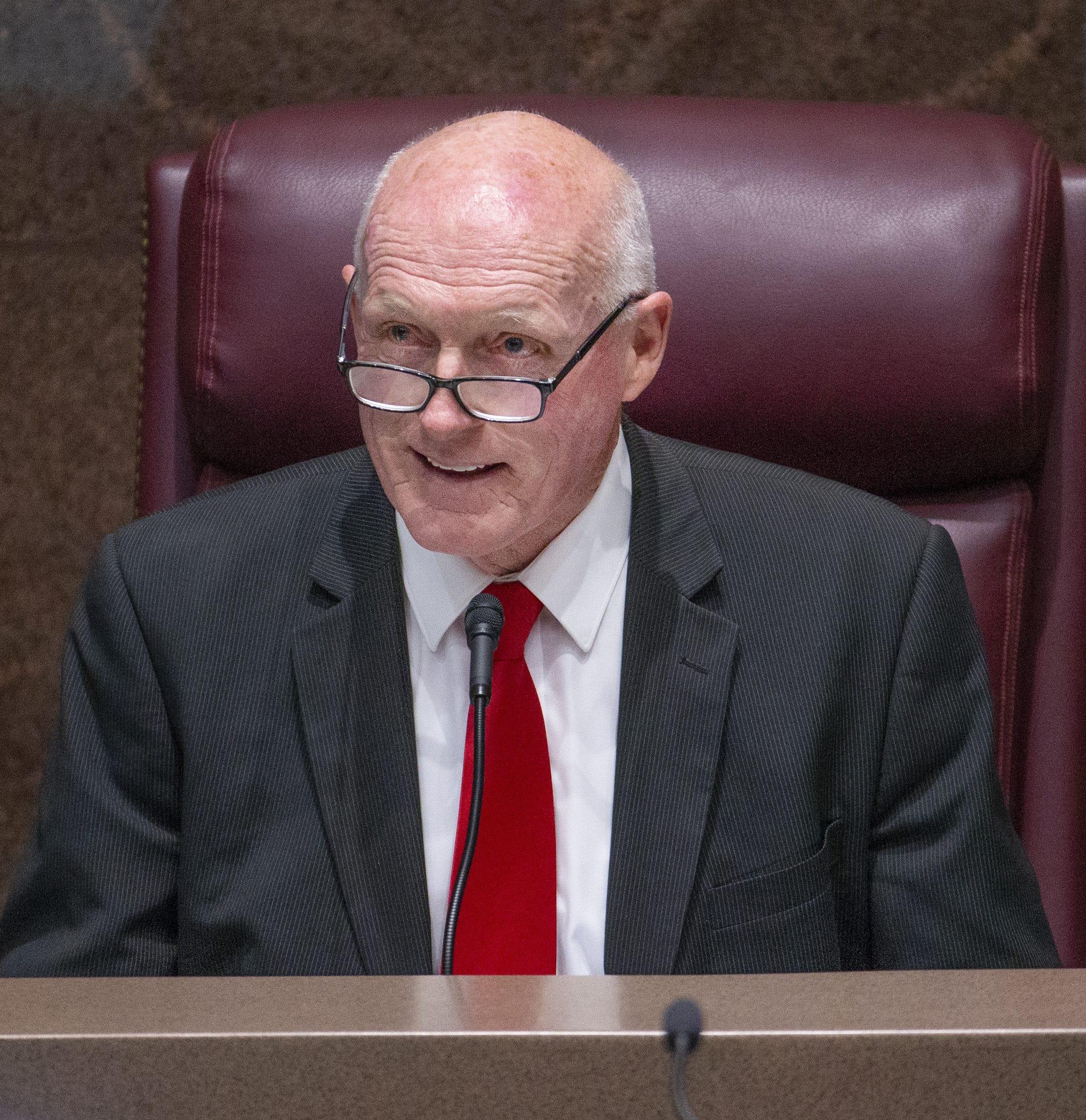 Arizona House Speaker Rusty Bowers, R-Mesa.