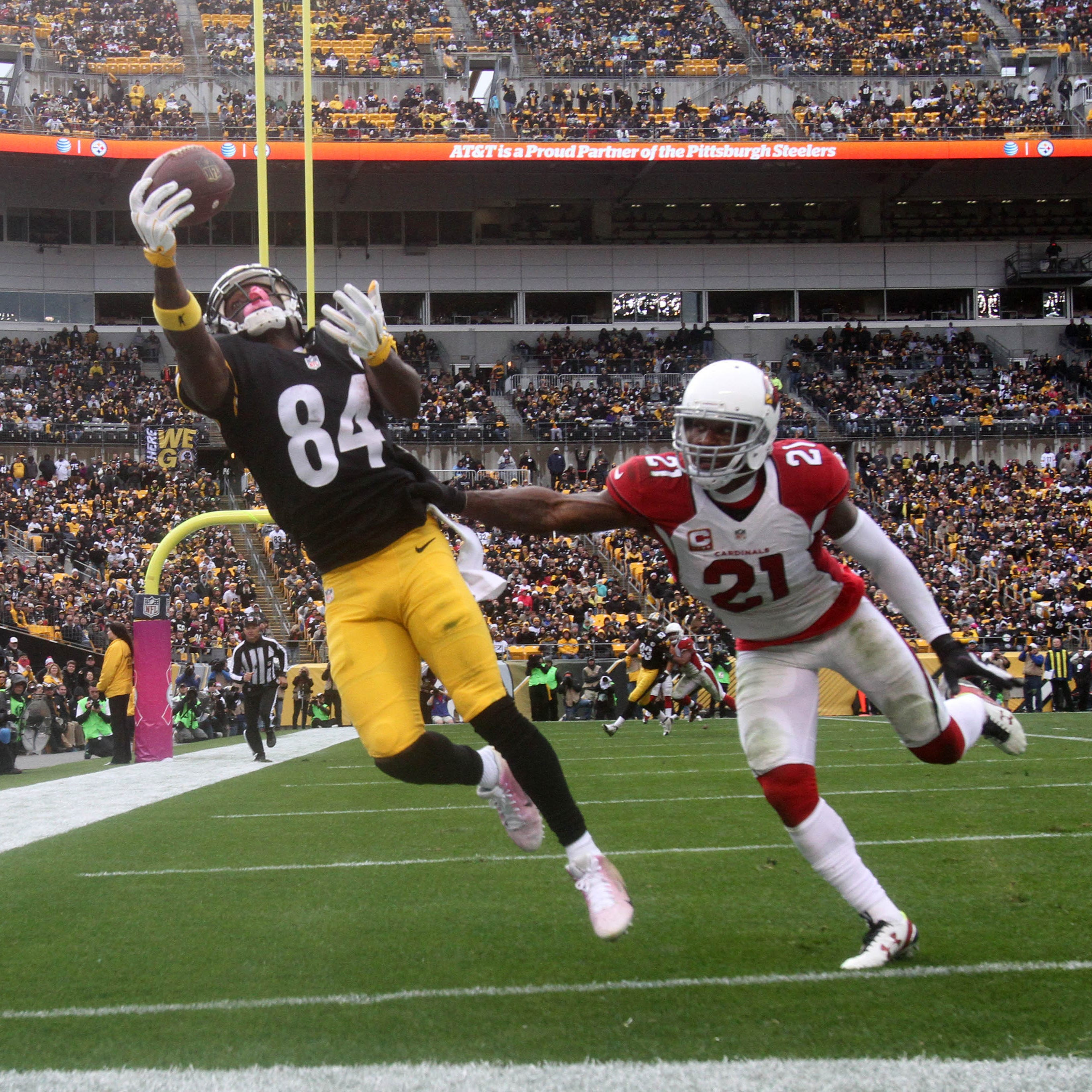 Antonio Brown to Cardinals? Trade speculation for Steelers wide receiver includes Arizona