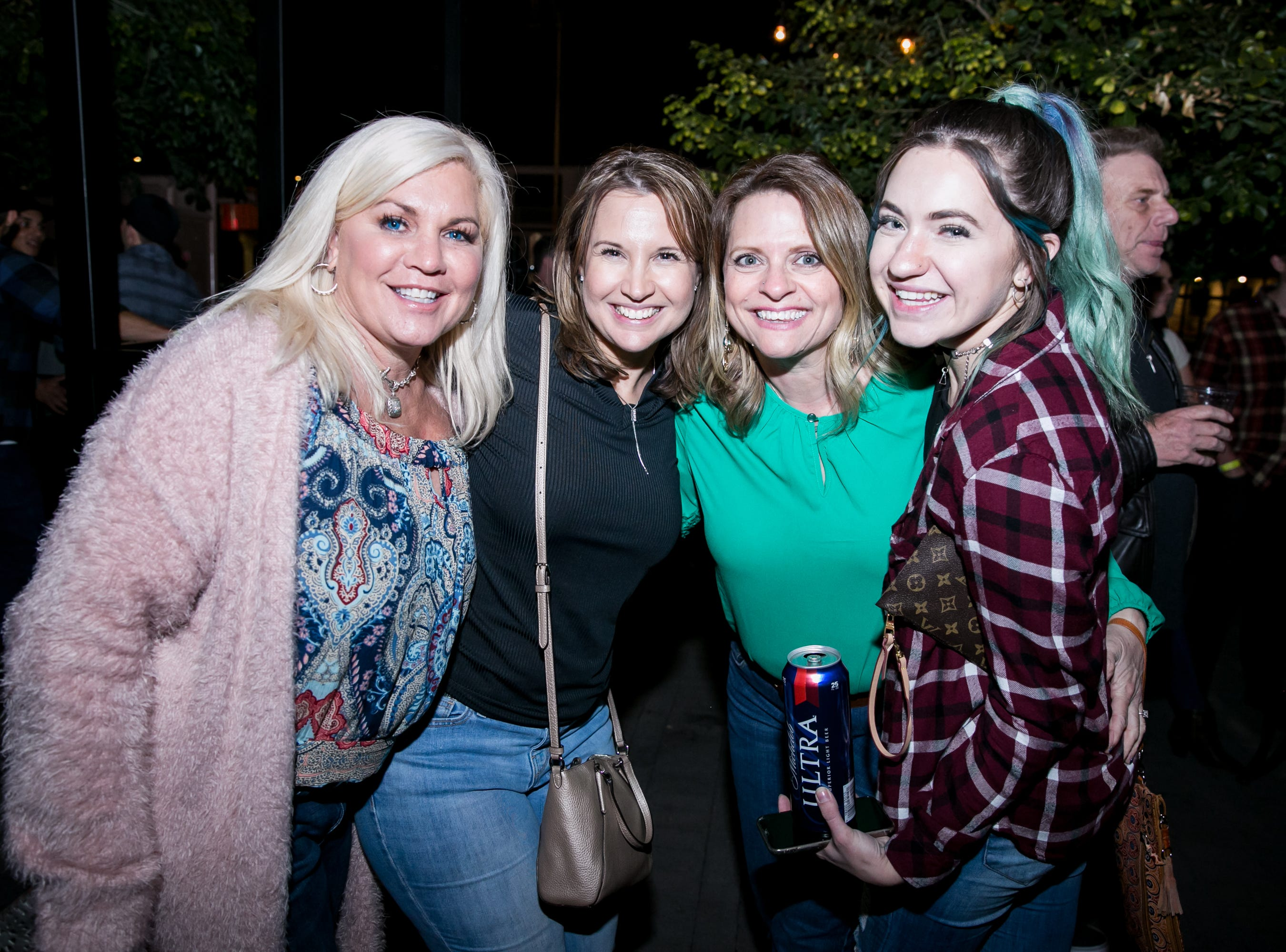 These ladies did the boot scootin' boogie during the KMLE Country 90's Throwback at The Van Buren on Friday, Jan. 11, 2019.