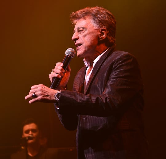"""There are other acts out working 200 days a year,"" Frankie Valli says. ""I could never see myself doing that."""