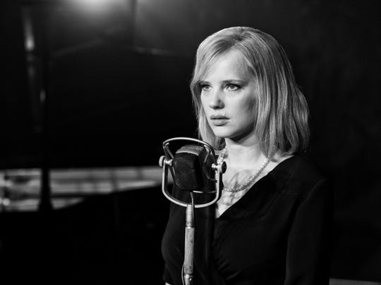 "Joanna Kulig as Zula in ""Cold War."""