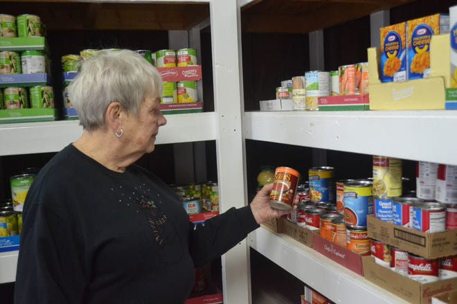 Alice Fork said she knows there are many families in the Woodville community that could use a little help from the pantry. She wants them to know the pantry volunteers would like to offer that help.