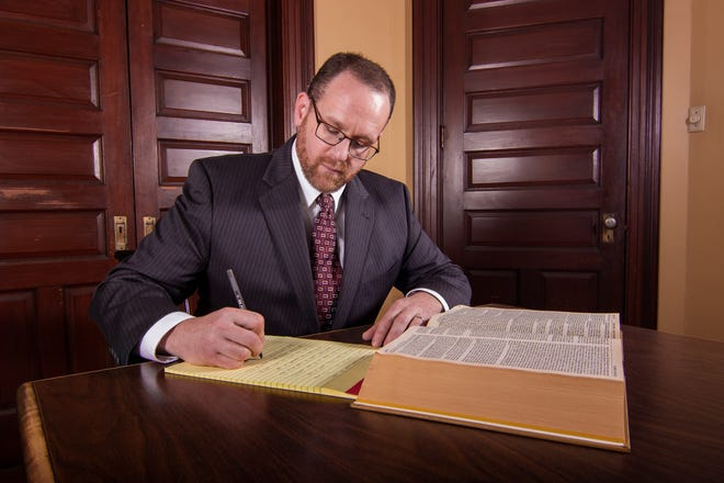 Matt Menges, of Trinity Law in York City, has announced he will be running for Judge of the York County Court of Common Pleas.