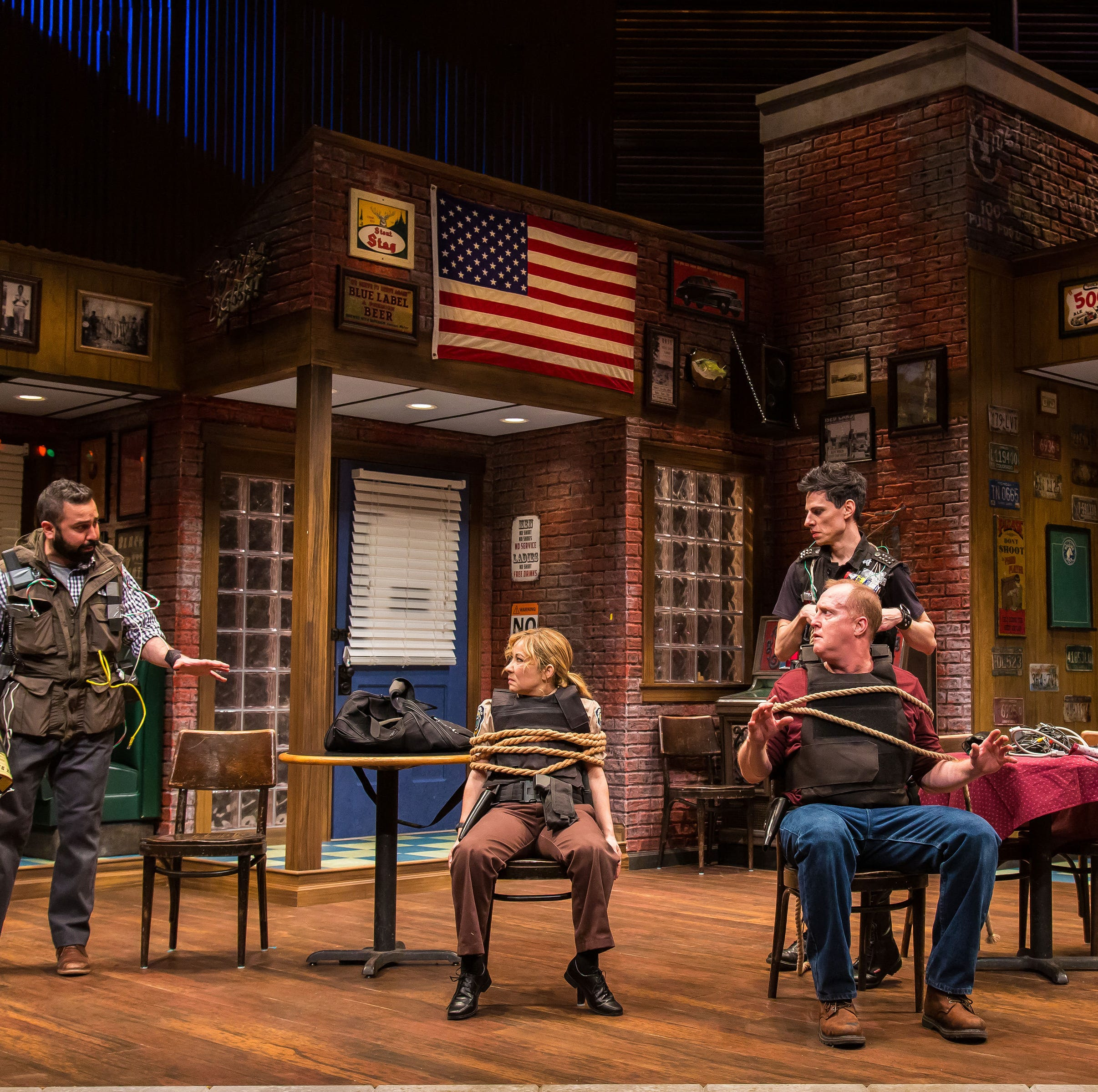 Theater review: 'Hard Cell' at Geva brings laughs while exploring racism, culture, religion