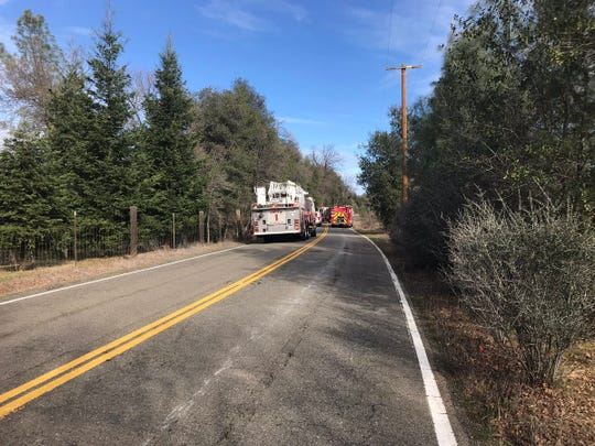 Collision closes Old Oregon Trail