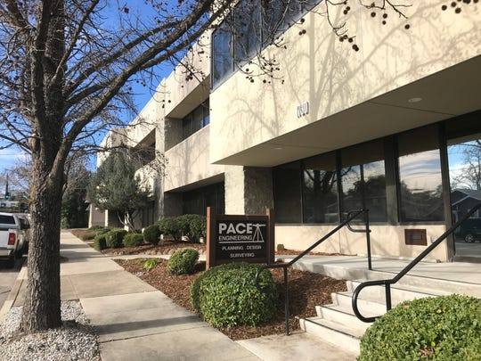 Pace Engineering on South Street in Redding needs to expand and is considering buying property in Stillwater Business Park to do so.