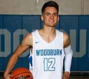 Woodburn senior guard RJ Veliz