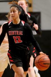 Elizabeth Chavez, Central High School
