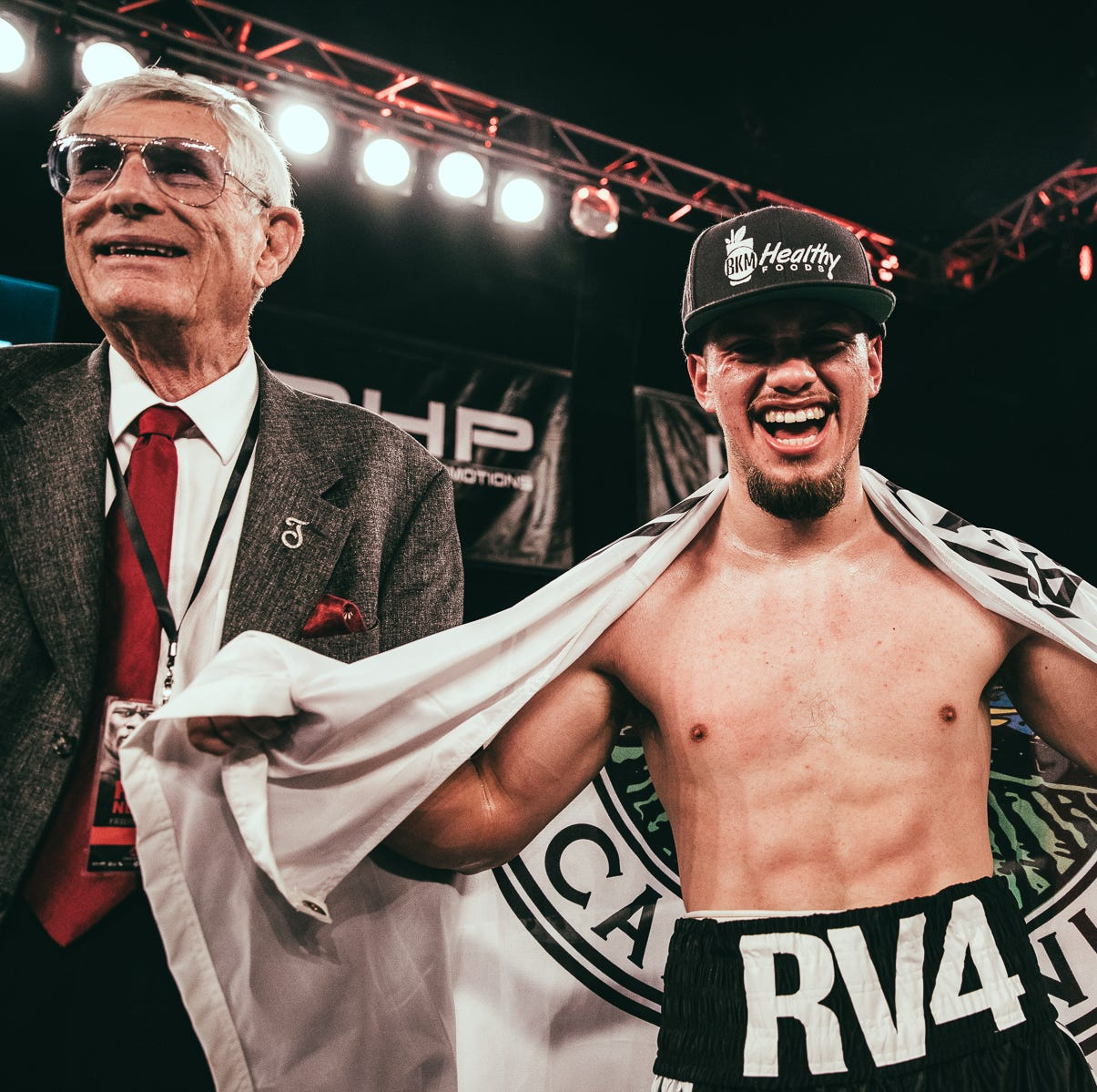 'An exciting fight': Salinas boxer Ruben Villa IV's back in the ring Friday on Showtime