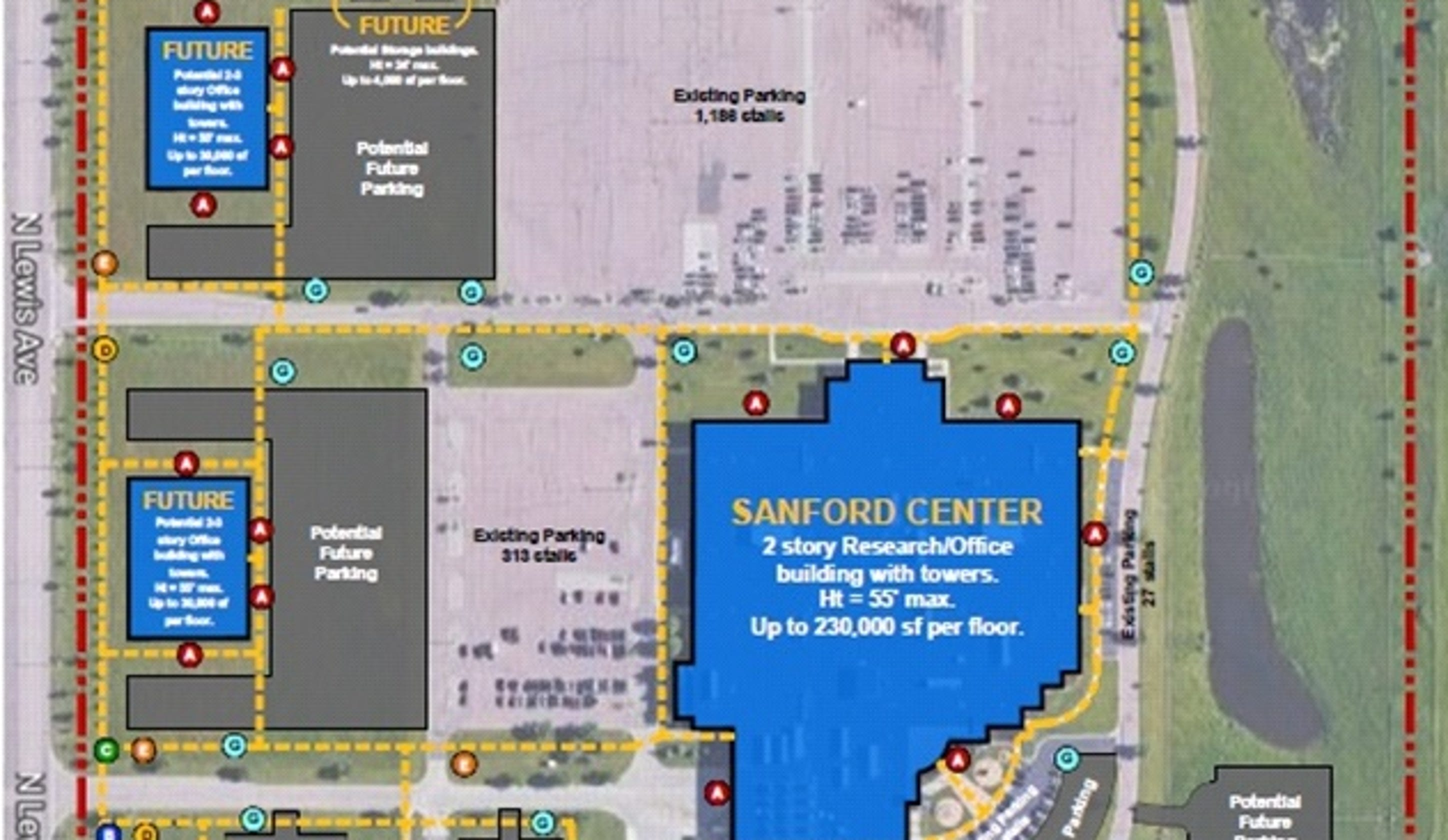 Sanford Barn and other projects set for northeast Sioux ...