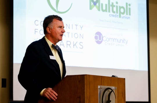 Brian Fogle is president of Community Foundation of the Ozarks.