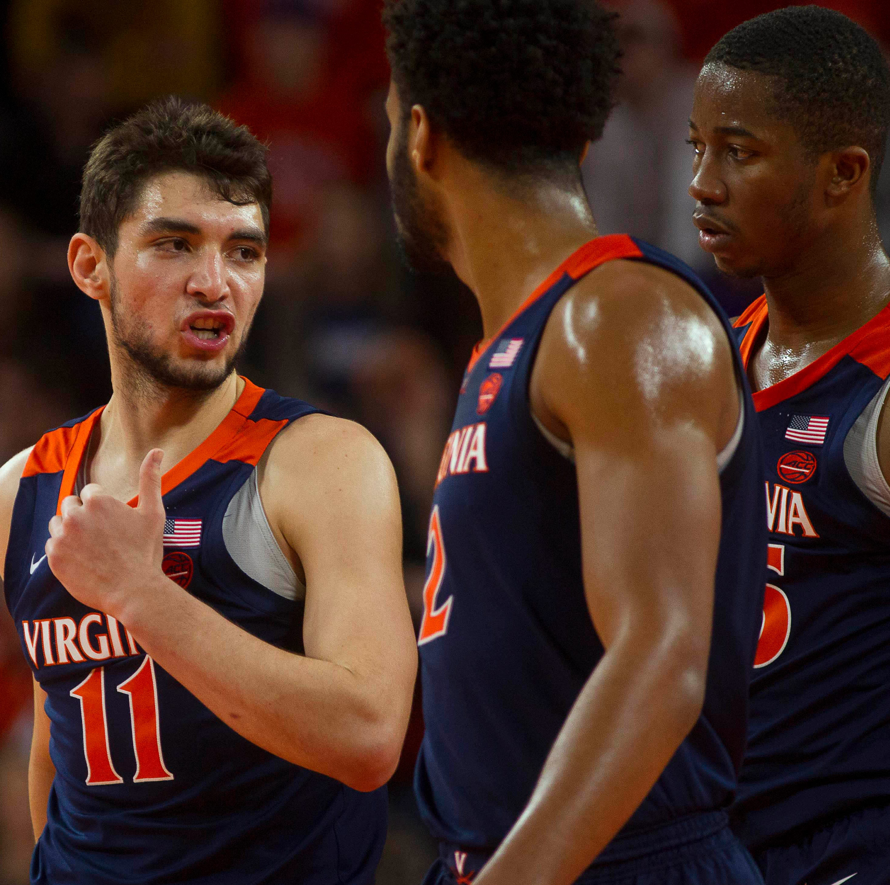 Tech and UVA top-10 basketball meeting a first in rivalry