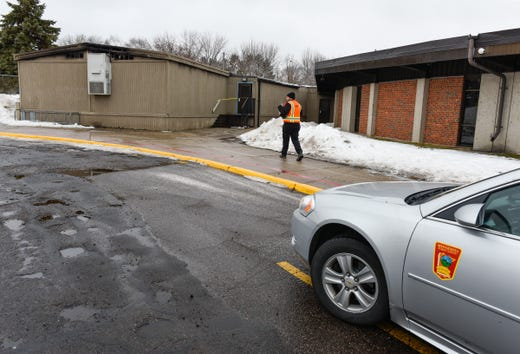 Fire Damages Pleasantview School; Classes Monday Canceled