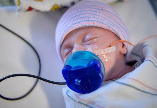 Standley's research has shown that babies in a NICU often experience reduced pain, stabilized heart rate, higher oxygen levels, lower stress and better health outcomes when they hear the sound of soothing music in noisy neonatal intensive care units.