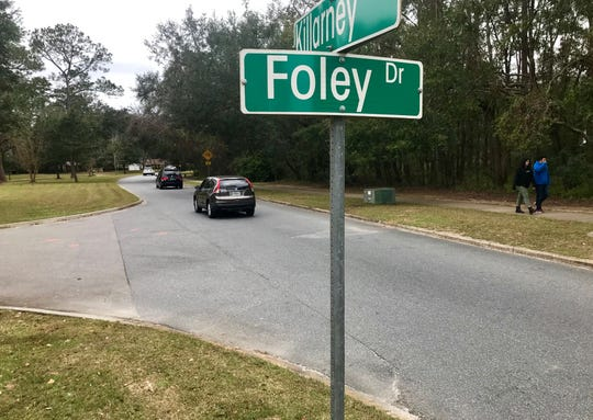 A body was discovered Saturday morning along a busy stretch of Killarney Way in Killearn Estates.