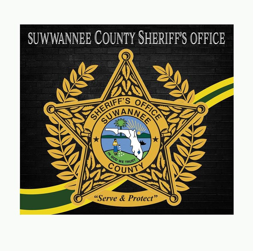 Sheriff: Three Suwannee County children in freezer for 30-45 minutes