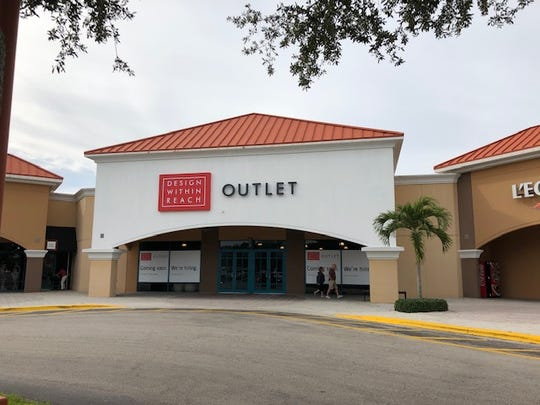 A Design Within Reach outlet store is now open at Vero Beach Outlets.