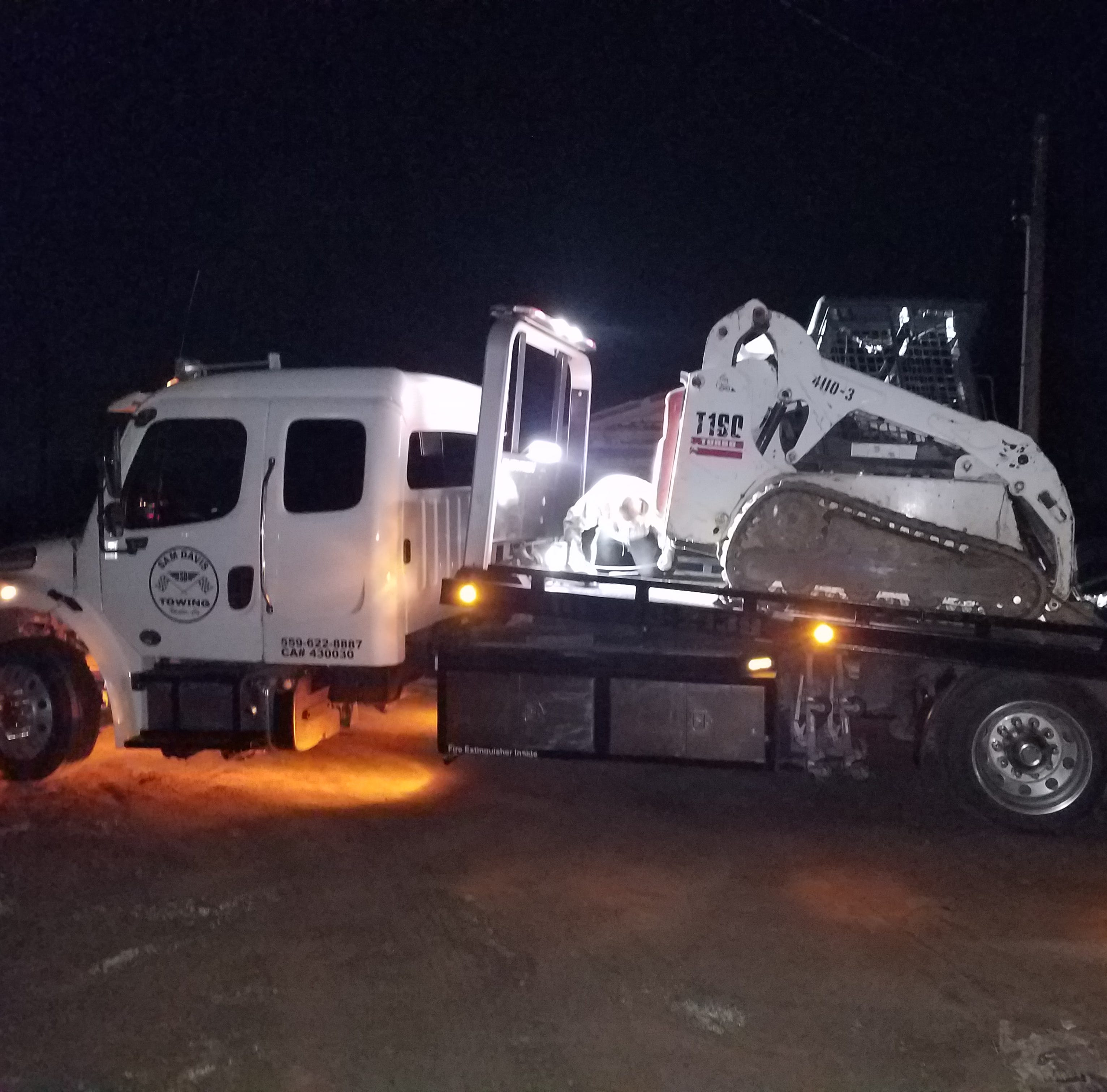 Tulare couple found with stolen construction equipment
