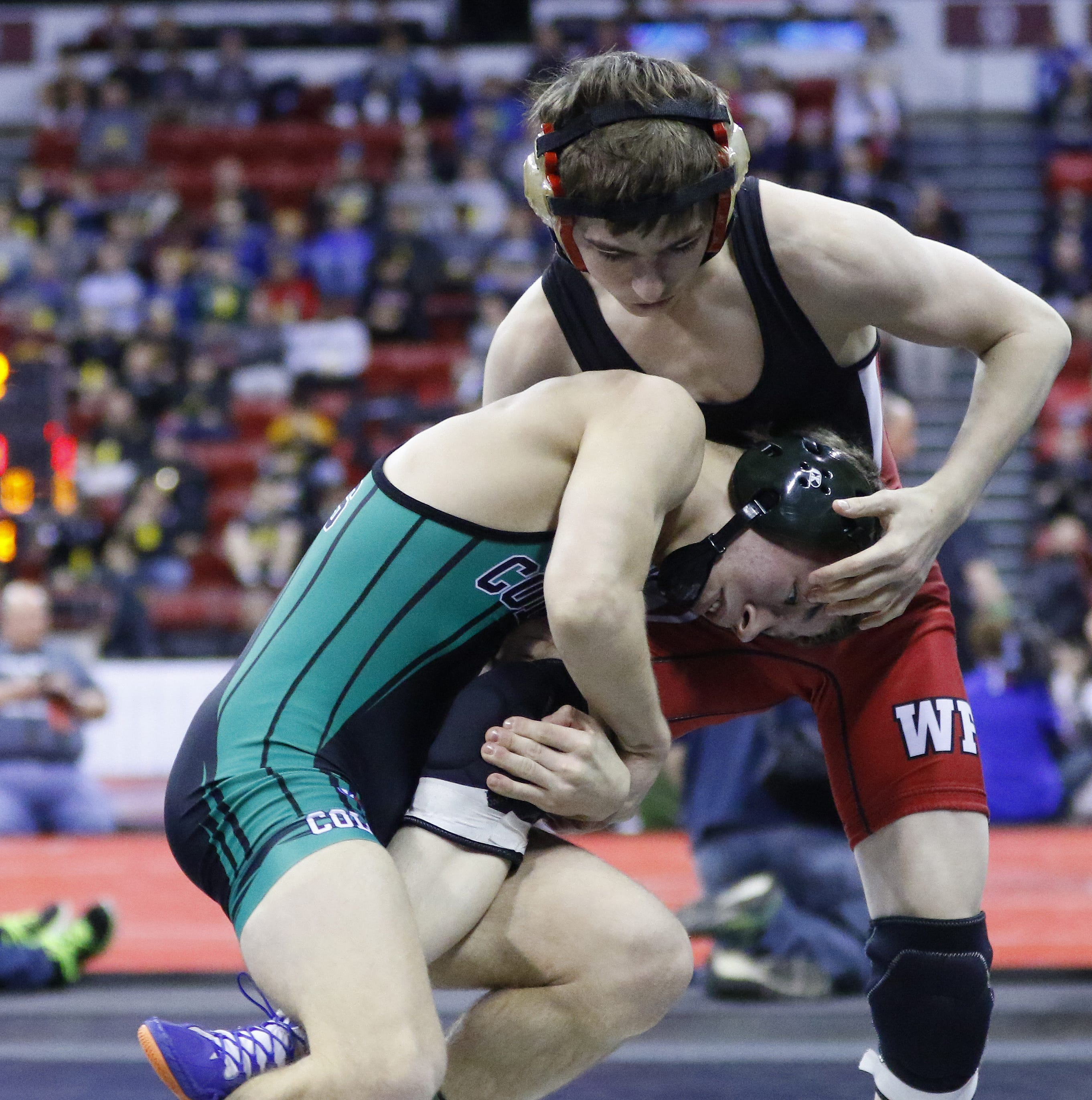 High school wrestling: Eight G10 individuals keep top spots for fifth straight week