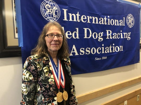 Jan Bootz-Dittmar has been sled dog racing for about 30 years, and has won more international titles than anyone else.