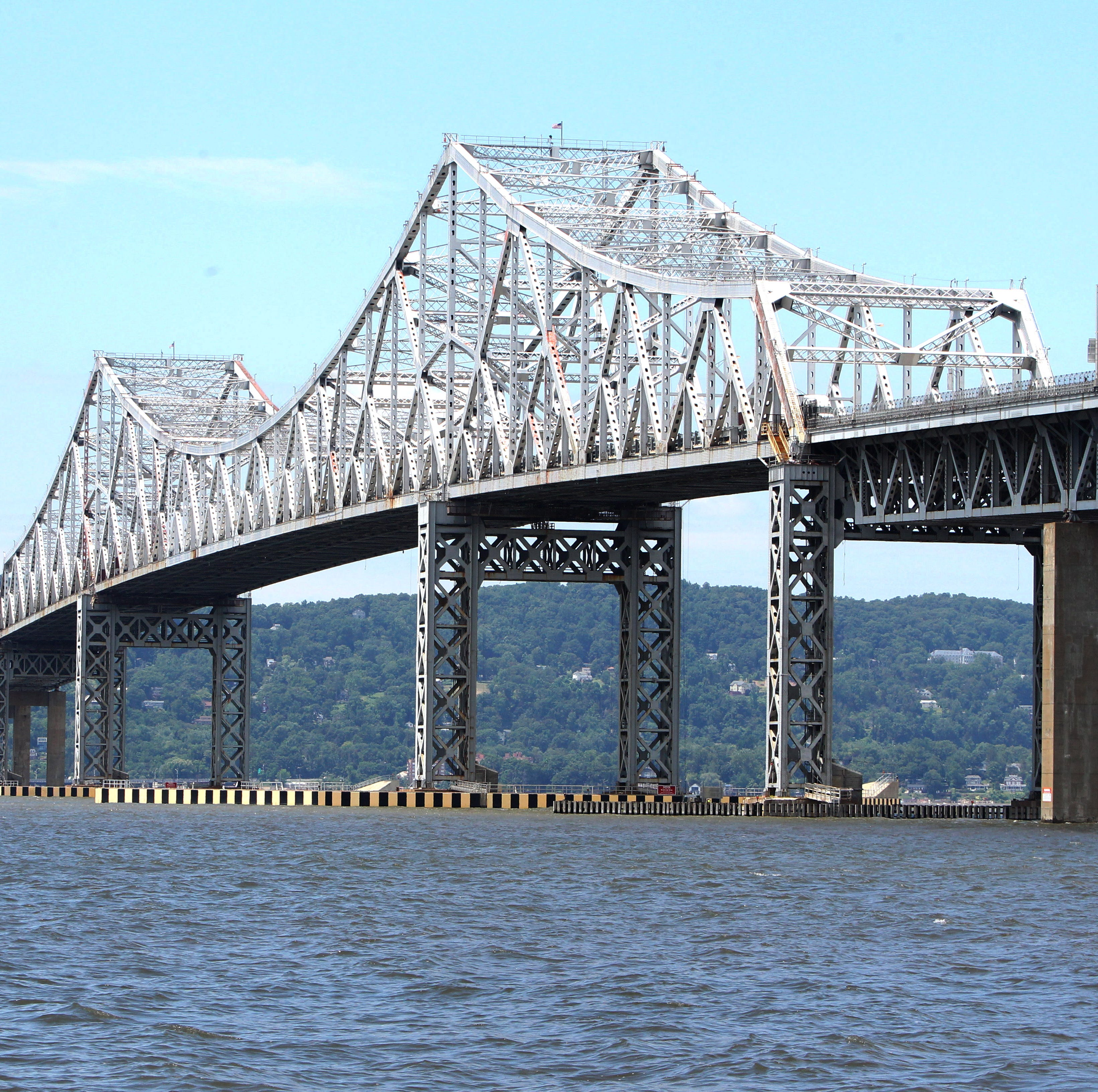 Reflections on a Tappan Zee crossing that always welcomed us home