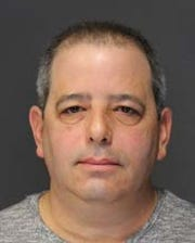 Brian Levine, 48, of Garnerville was arrested on Jan. 11, 2019, on charges that he ran an illegal gambling ring in Rockland County.