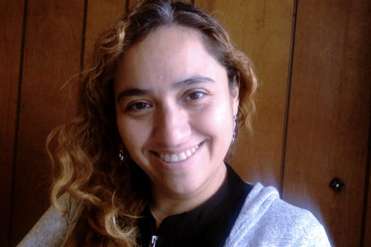 "Erika Gutierrez is a community advocate with DelawareCAN's Juntos Delaware, ""La Colectiva de Delaware"" and Network Delaware, among other groups."