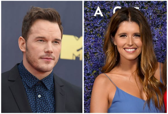 "Chris Pratt said he sees ""lots of kids"" in his future with Katherine Schwarzenegger."