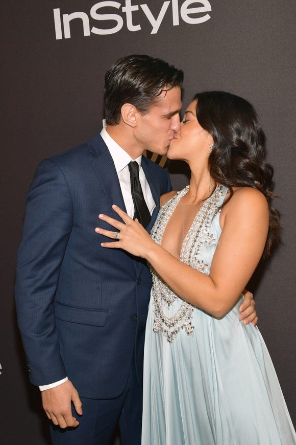 Joe LoCicero and Gina Rodriguez confirmed their engagement last August.
