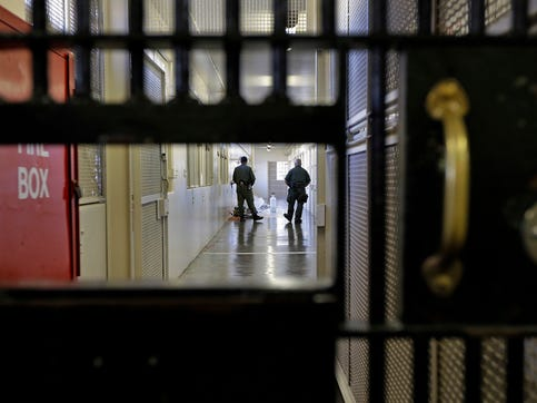 California ities are struggling with a widespread coronavirus outbreak at San Quentin State Prison.