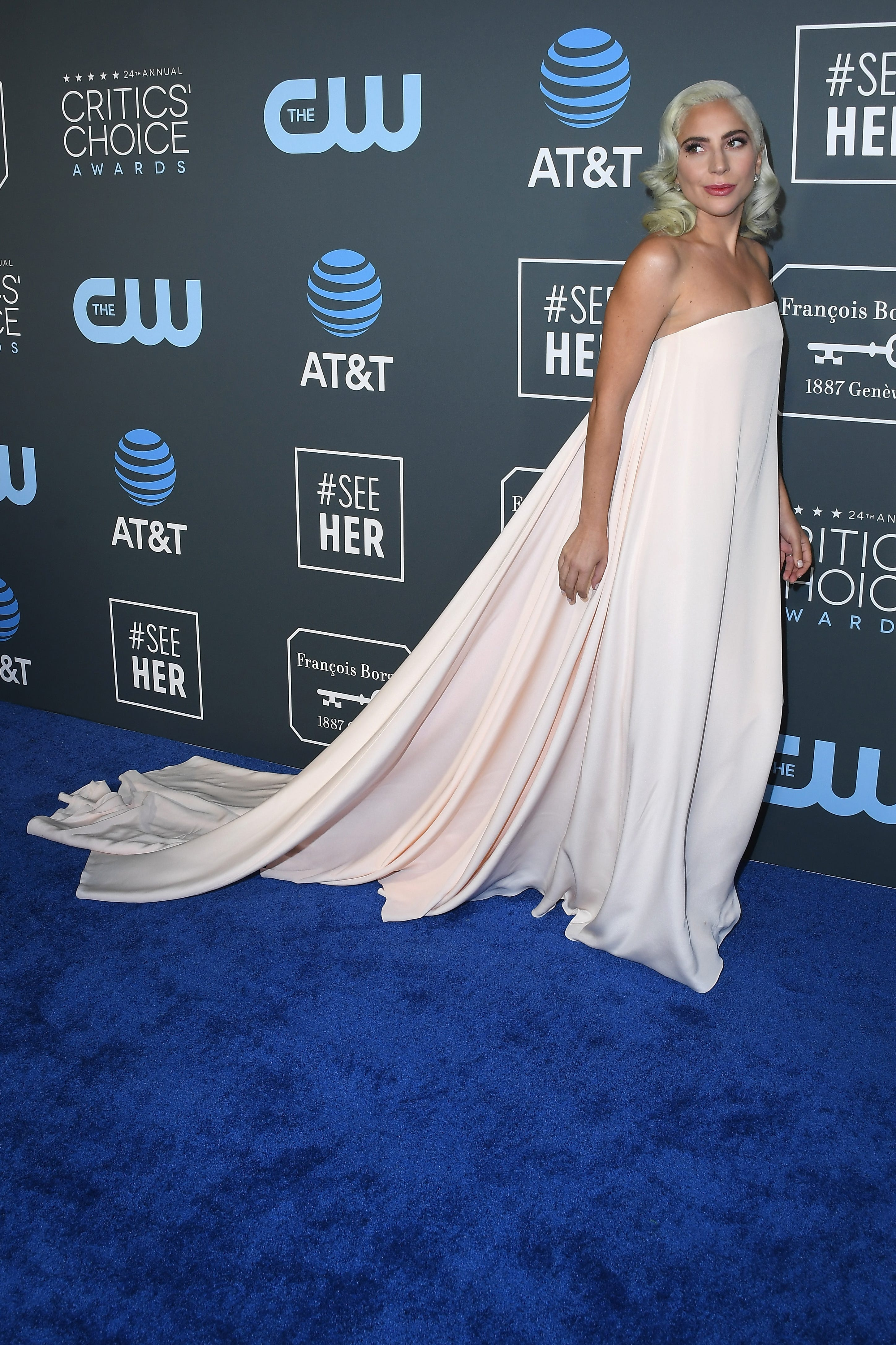 Critics' Choice Awards 2019: The best dressed stars, from Lady Gaga to Charlize Theron