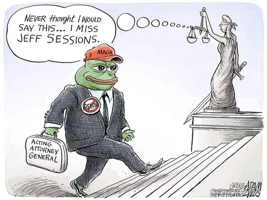 Acting attorney general