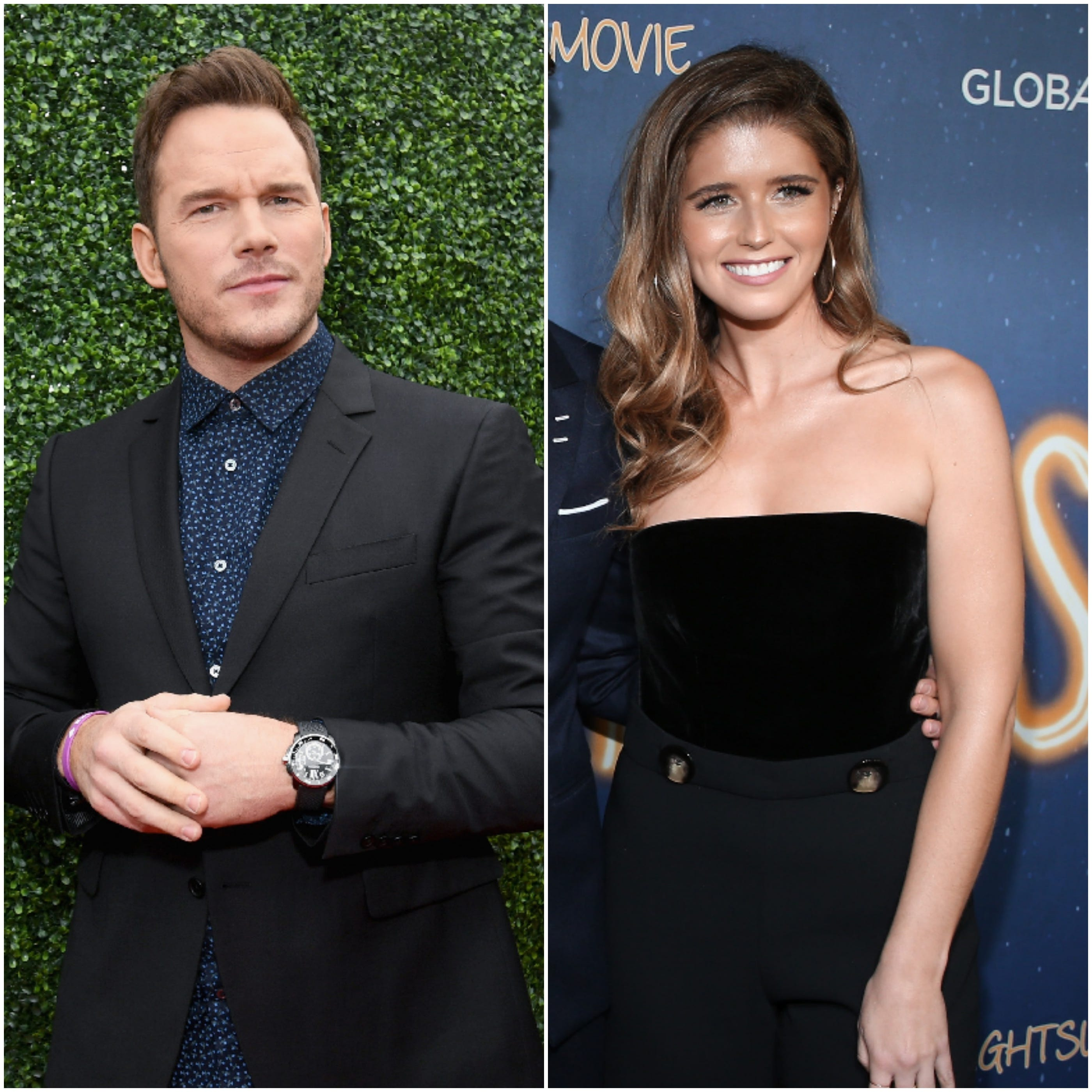 Chris Pratt is engaged to Katherine Schwarzenegger; ex Anna Faris sends her congrats