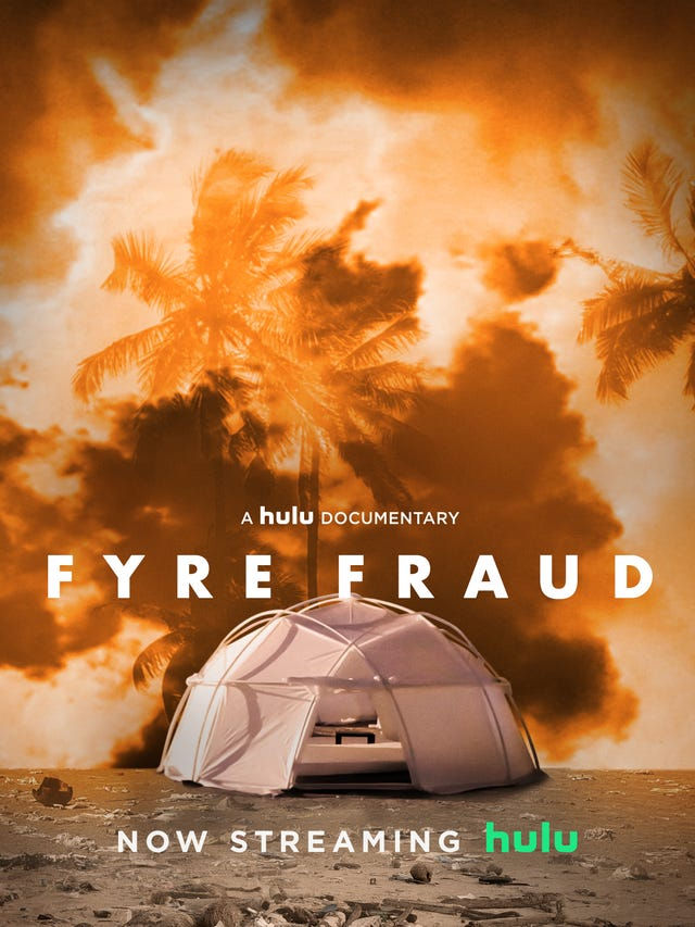 Obsessed with Fyre Fest drama? Two films compete to tell the truth