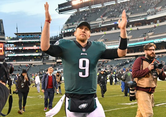 Will Nick Foles transition from the Eagles' backup plan to some other team's Plan A?