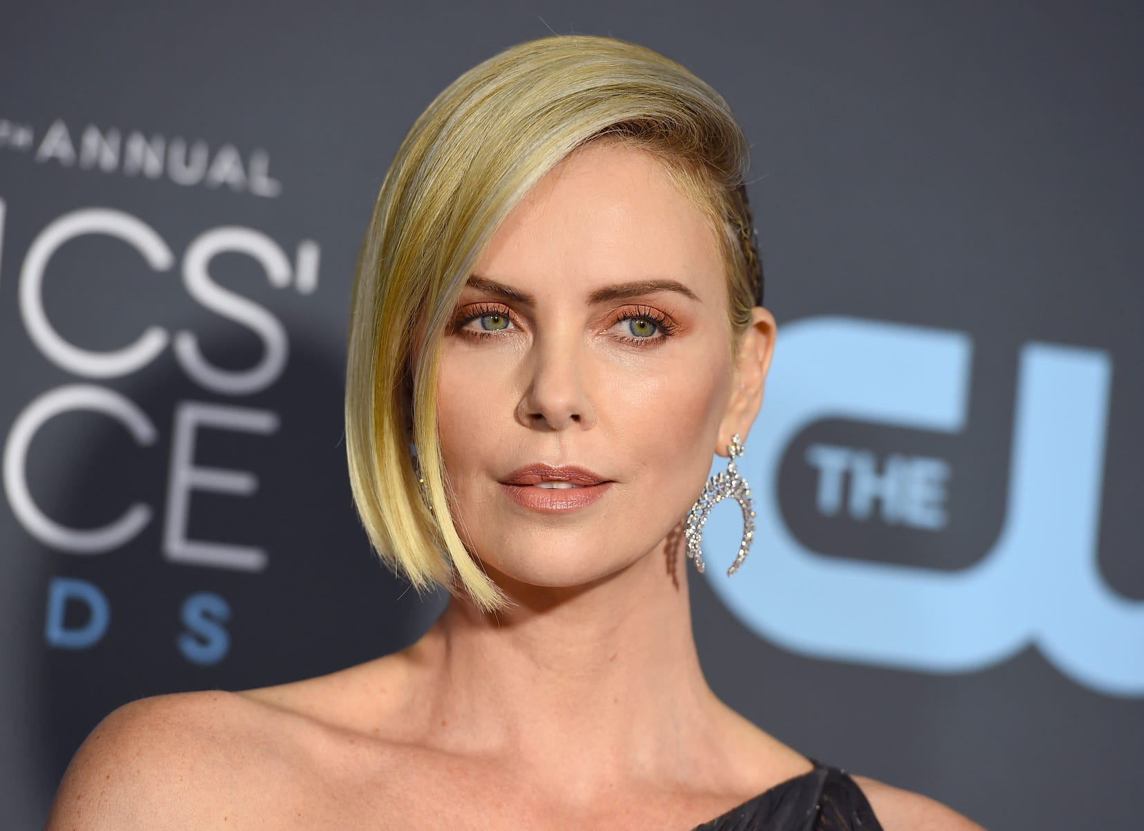Charlize Theron has her Hollywood glamour locked down!
