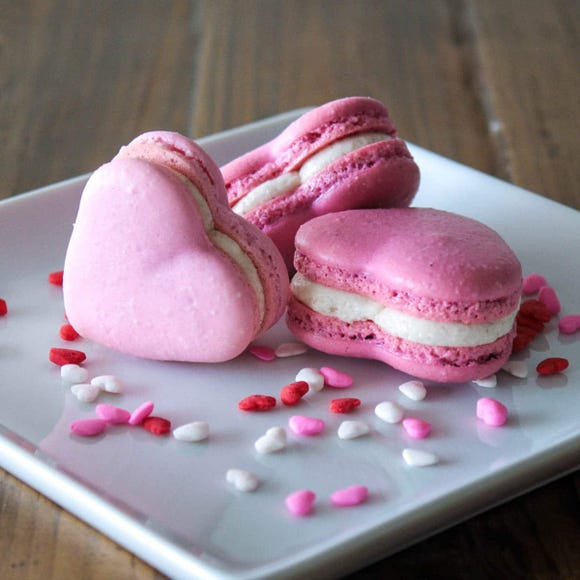 Macarons are just one of many cooking challenges you can take on while staying put at home.