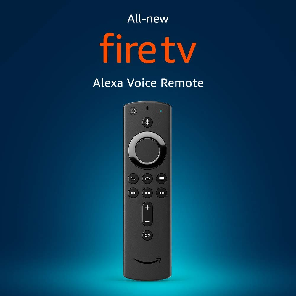 Amazon Fire TV gets updated universal remote that can control most TV brands