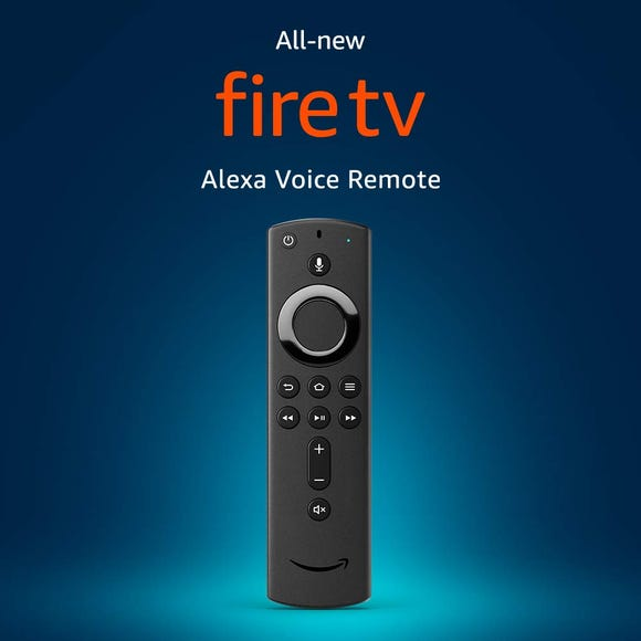 Amazon's Fire TV remote